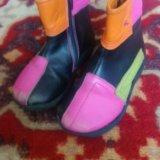 Ботиночки теплые. Фото 1. Краснодар.
