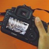 Фотоаппарат canon 5d mark lll body. Фото 2.