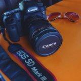 Фотоаппарат canon 5d mark lll body. Фото 3.