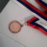 Медаль. Фото 1. Барнаул.