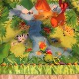 Развивающий коврик «тропический лес» fisher price. Фото 2.