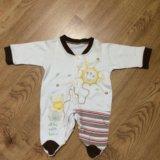 Пижамы для малыша. Фото 2. Сочи.