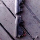 Поворотники в бампер  скалик. Фото 2.