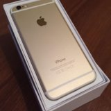Iphone 6 16gb gold. Фото 3.