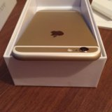 Iphone 6 16gb gold. Фото 4.
