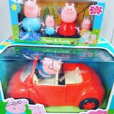 Автомобиль свинка пеппа. Фото 1.