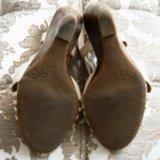 Туфли кожаные,  р 36. Фото 2. Москва.