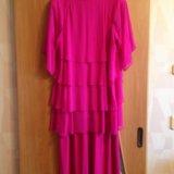 Платье вечернее выходное нарядное. Фото 2.