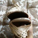 Туфли кожаные,  р 36. Фото 3. Москва.
