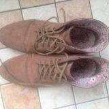 Ботинки hm. Фото 1.