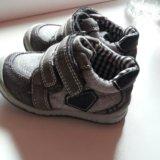 Ботинки детские. Фото 1. Батайск.