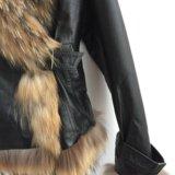 Кожаная куртка. Фото 3. Гатчина.