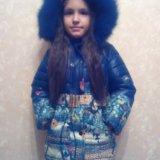 Куртка для девочки. Фото 1.