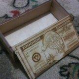Сувенир, шкатулка для денег, деревянная. Фото 3. Бийск.