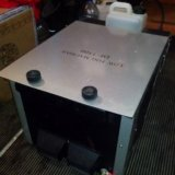 Euro dj ice machine 1500 генератор тяжелого дыма. Фото 3. Ступино.