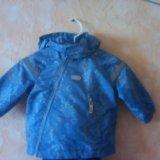 Стильная куртка для мальчика. Фото 1.
