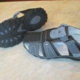 Туфли открытые школьные новые. Фото 2.