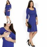 Новое платье для беременных и кормящих ilovemum. Фото 1.