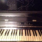 Пианино. Фото 2.
