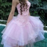 Потрясающее выпускное платье. Фото 1. Железногорск.