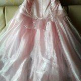 Потрясающее выпускное платье. Фото 3. Железногорск.