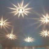 Светильники для натяжных потолков. Фото 3.