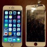 Замена дисплея iphone 6. Фото 1.