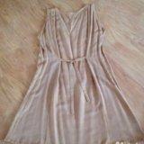 Платье эксклюзив 100% хлопка. Фото 2.