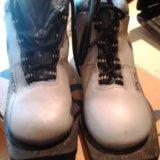 Лыжные ботинки. Фото 1. Чебаркуль.