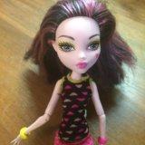 Кукла монстер хай дракулаура. Фото 1.