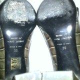 Туфли жен. Фото 4.