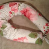Подушка для беременной/кормления. Фото 1.