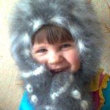Кроличья шапка. Фото 1.