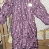 Комбинезон детский . рост 80-86 см, утепленный. Фото 1.