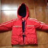 Куртка зимняя. Фото 1. Чалтырь.