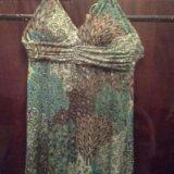 Платье и сарафан. Фото 1.