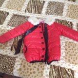 Куртка детская на девочку. Фото 2.