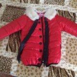 Куртка детская на девочку. Фото 4.