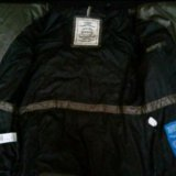 Куртка зимняя манго новая. Фото 3.