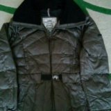 Куртка зимняя манго новая. Фото 1.