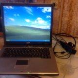 Ноутбук рабочий acer travelmate. Фото 2.