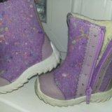 🔥детские валенки ботинки котофей 21размер. Фото 3.