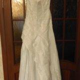 Свадебное платье 44-46. Фото 3.