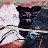 Пакет одежды для девочки. Фото 1. Санкт-Петербург.