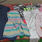 Пакет одежды для девочки. Фото 2. Санкт-Петербург.