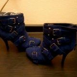 Ботинки новые, р-р 38. Фото 1. Самара.