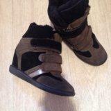 Зимние ботинки. Фото 1. Старый Оскол.