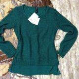 Новый пуловер. Фото 1.