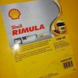 Дизельное машинное масло sell rimula 10w -40. Фото 1. Волгоград.