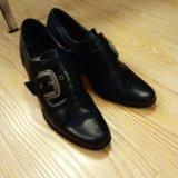 Ботинки кожаные tamaris. Фото 1. Москва.